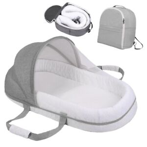Baby Bed Sleeping Nest Travel  For Newborns baby Portable Cribs  multi function