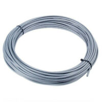 Grey Bicycle Outer Telfon Lined Brake Cable - Sold By The Metre