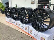 Keskin KT17 matt schwarz  8,5x19 5x114,3 ET45 Mazda Suzuki Toyota Lexus Hyundai