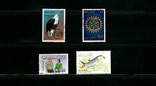 Malawi -- 4 diff used commemoratives -- cv $11.75
