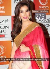 Veeraa Saree Exclusive Beautiful Designer Bollywood Indian Partywear Sari 128