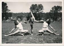 PARIS 1943 - Ecole de Danse Simon-Siegel au Stade d'Orsay -  PRB 426