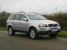 2007 57 VOLVO XC90 2.4 D5 (185) SE GEARTRONIC FULL SERVICE HISTORY - 11 STAMPS