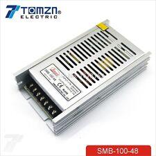 100W 48V 100V-260V INPUT Ultra thin Single Output Switching power supply