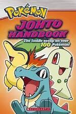 Johto Handbook by Scholastic (Paperback / softback, 2010)