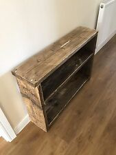 Reclaimed Scaffold Timber Sideboard