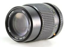Vivitar VMC 135mm Auto Lens Pentax K Mount Film/Digital