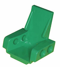 Manca il mattoncino LEGO 2717 Green Technic SEAT 3 x 2 base