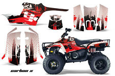 AMR Graphic Decal Sticker Kit Polaris TrailBoss ATV Boss Parts 04-09 CBXR