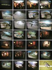 Super/Normal 8mm-Privatfilm 1960.Jahre-Hintertux,Tirol,Österreich Urlaub,Ort