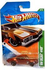 2011 Hot Wheels Treasure Hunt #58 '68 Olds 442