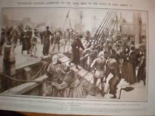 Premere banda dei Medici tempo di Enrico V FRANCIA GUERRA 1913