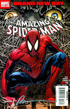 The Amazing Spider-Man #553 (May 2008, Marvel) VF/NM