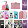 Fashion Wallet Stand PU Leather Flip Cover Case For Samsung Galaxy S5 Mini S4 S6