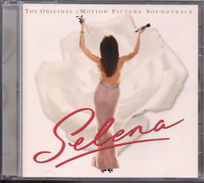 rare CD 90's SELENA The Original Motion Picture Soundtrack FUNKY TOWN Last Dance