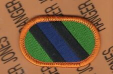US Army 108th Military Police Company MP Airborne parachute oval patch m/e