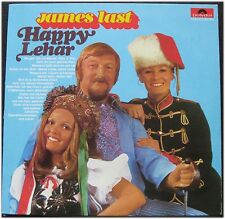 James Last, Happy Lehar, VG/VG,  LP (6078)