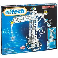 Crane construction set Eitech Metal Building Toy Crane Bridge C05