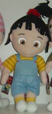 """BNWT AGNES FROM """"DESPICABLE ME"""" 55cm / 22"""" PLUSH TOY"""
