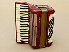 Very Nice German Accordion Hohner Tango I M 96 bass Including Case