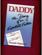 DADDY: The Diary of an Expectant Father by Dennis Danziger, 1987, HARDCOVER