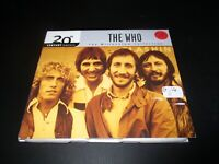 """CD DIGIPACK """"THE BEST OF THE WHO : THE MILLENNIUM COLLECTION"""""""