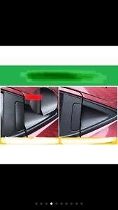Honda HR-V Hrv Rear Door Handle Wrap Carbon Look