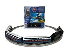 Lionel O-27 Polar Express Passenger Set Bluetooth 84328