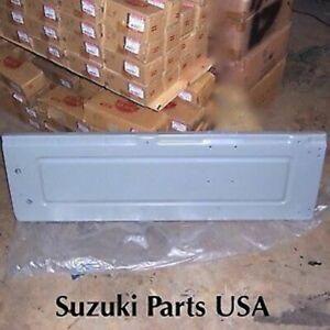 Rear Gate / Tailgate / Rear Door -OEM - SJ410 / SJ413 / Suzuki Samurai 86-95