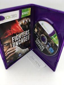 Fighters Uncaged - Kinect Compatible pour Xbox 360 Avec Notice