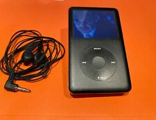 iPod Video Classic 5th 5.5 Enhanced Generation Black 160GB Bundle