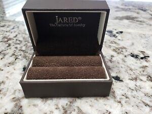 JARED Jewelry Ring box  EMPTY NEW