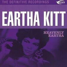 EARTHA KITT HEAVENLY EARTHA CD NEW SEALED DEFINITIVE RECORDINGS