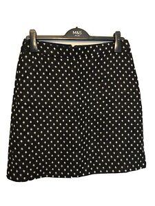 Boden wool Mini skirt 10