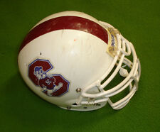 South Carolina State Bulldogs GAME USED HELMET Signed by 3 Legends MUST L@@K >>
