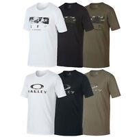 Oakley 50-Oakley Stack Camo Tee Herrenshirt T-Shirt Kurzarm Shirt NEU