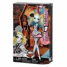 Intercambio De Monster High Muñeca Lagoona Blue