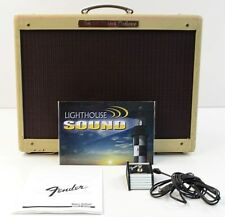 Fender Blues Deluxe Combo Amplifier w/Footswitch - Made in the USA