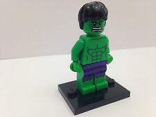 LEGO 5000022 SUPERHEROES-Hulk con piastra di base/assoluta ottime condizioni