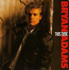 "BRYAN ADAMS-This Time/I'm Ready UK 7"" EX Cond"