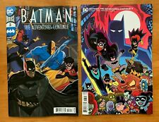 Batman The Adventures Continue 3 2020 Main Cover + Hipp Var Set Nm
