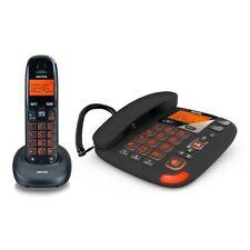 Switel DCT 50072 Combo Vita Seniorentelefon schwarz/orange