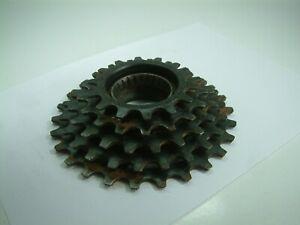 Maillard, Close Range  5 Speed Freewheel , 14-26 Teeth,  1.37 x 24 TPI