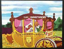 Disney Grenada - 1982 Christmas/Robin Hood (S/S) MNH