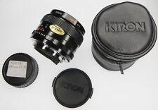 Kiron 28mm f2 Pentax K mount   #10105434  ............ MINT