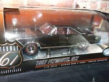 Highway 61 1967 Plymouth Belvedere GTX Black 1:18 Scale Diecast Model Car