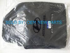 2016 2017 Hyundai Elantra Carpet Floor Mat Set FRONT & REAR Genuine BLACK NEW