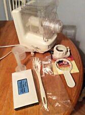 Popeil P400 Automatic Pasta / Sausage Maker Machine w/ 12Shape Dies & All Parts