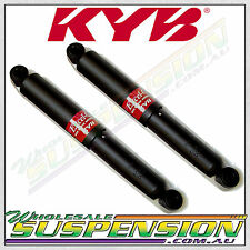 Front Shock Absorbers for Mitsubishi Trition 1986 - 1996 KYB 344221 x2