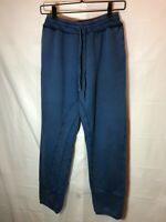Crossley Women's Sweatpants Size S Small Blue Made in Italy